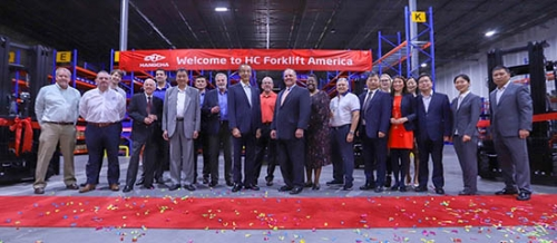 Chinese Forklift Manufacturer Opens U S  Headquarters - Charlotte