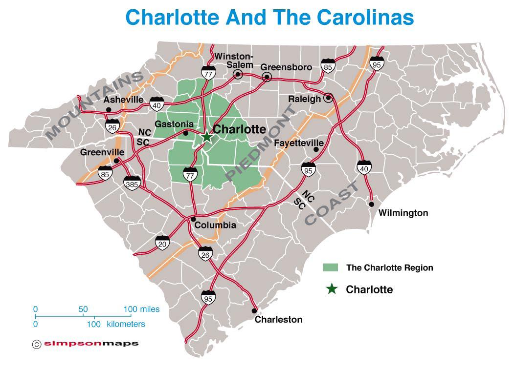 Maps  Charlottechamber