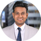 Image of Ranjay Sarda, Senior Manager Business Development & Sales, Acara Solutions