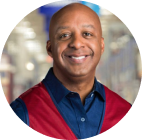 Image of Marvin Ellison, CEO of Lowe's