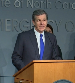 Governor Cooper Issues Executive Order Closing K-12 Public Schools and Banning Gatherings of More Than 100 People