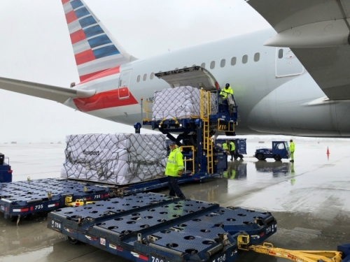 American Airlines and Deloitte Partner to Provide 40,000 Pieces of Critical Personal Protective Equipment to Frontline Health Care Heroes